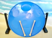 Just for Fun Series - Jumbie Jam Steel Drum Blue Table Top